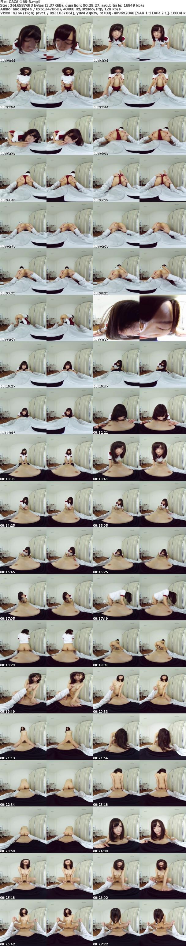 (VR) CACA-168 新開発!超精細カメラ撮影 ロリコン医師によるワイセツ身体測定~発育途中の体をイタズラされて未体験の刺激に発情した女子生徒は生ハメSEXも拒めない~一条みお