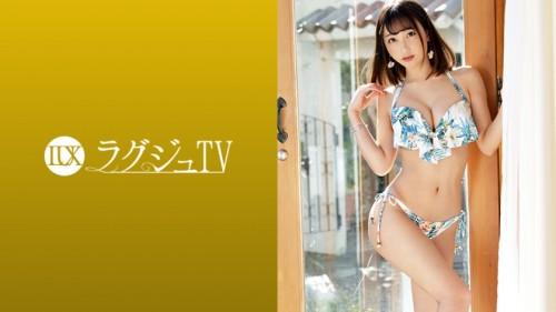 259LUXU-1253 ラグジュTV 1236 『美しすぎる美容部員』が大反響につき再出演!キスや焦らす愛撫で高まる感度。