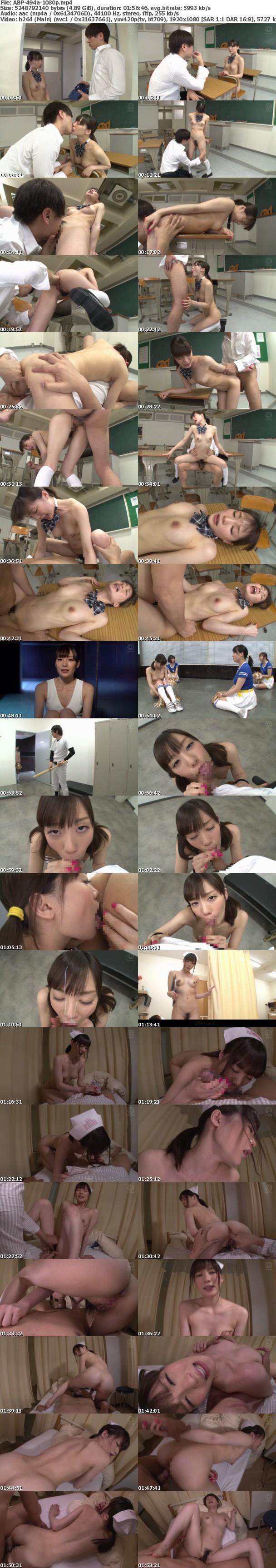 (Full HD) ABP-494 全裸コスプレ 03 鈴村あいり