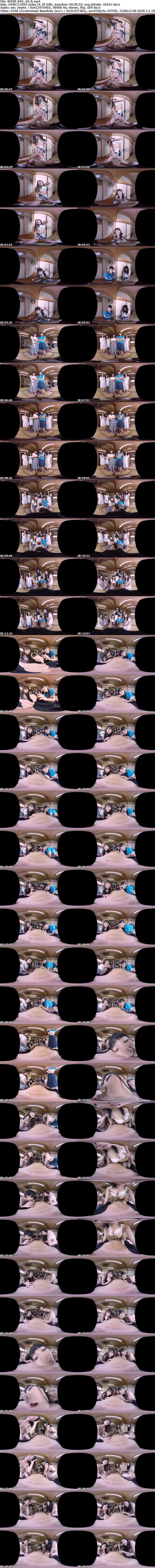 (VR) NHVR-065 同窓会痴● VR