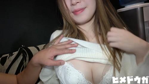 FC2-PPV 1251704 リサ24才、完全顔出し、真っ白な肌にたわわな胸のお姉さんがごっくん二連発