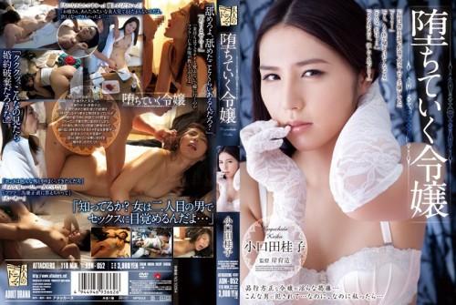 [無修正 流出] adn-052 堕ちていく令嬢 小口田桂子 モザイク破壊版