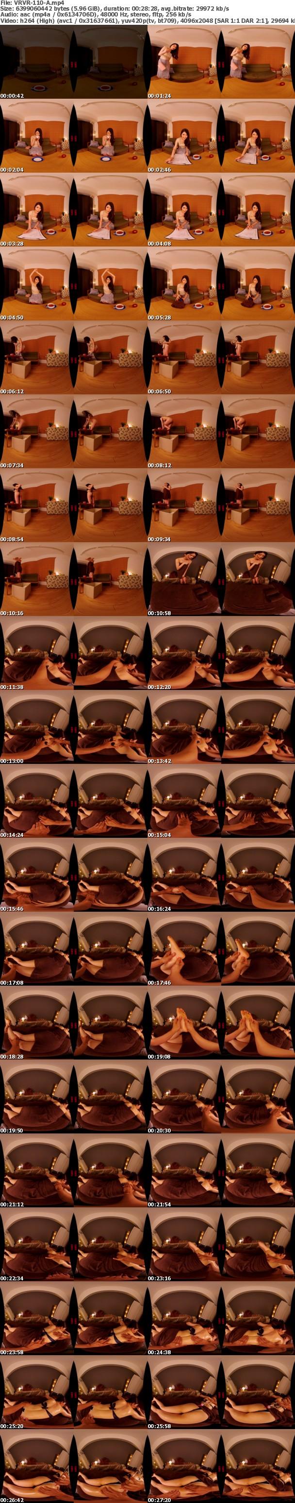 (VR) VRVR-110 HQ超高画質!【悪徳エステティシャン体験VR】媚薬ドリンクを服用したデカ乳ご無沙汰妻は高級オイルマッサージで感度急上昇!恥じらう奥さんを強引にベロキス/オッパイ揉み/指マン/クンニ/イラマチオ!生チ○ポ挿入すると… 目黒めぐみ