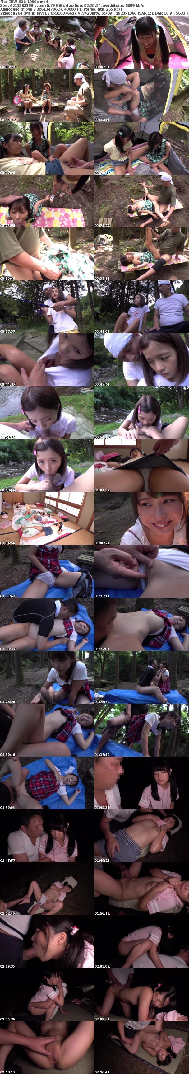 (Full HD) IBW-806 自然教室日焼け美少女わいせつ映像