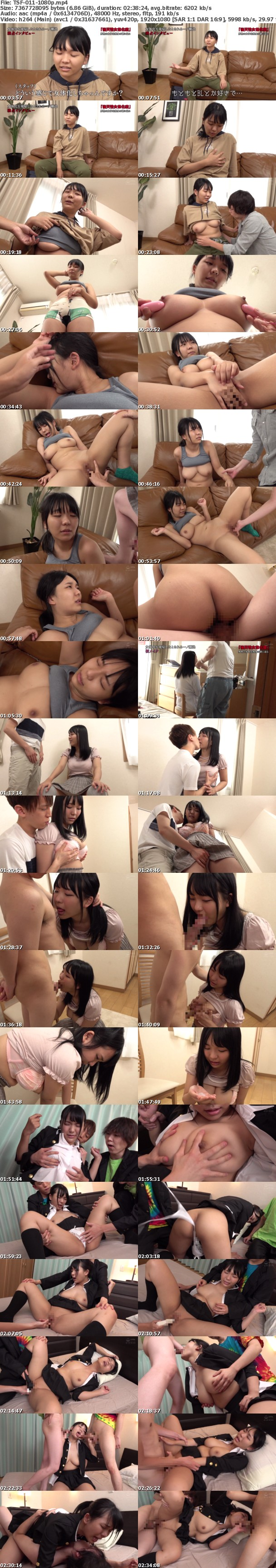 (Full HD) TSF-011 朝起きたら女になっていた男子大学生(20)を徹底取材 シチュエーションに拘るBL好きな腐男子クンをメス堕ちさせる 一ノ瀬迅