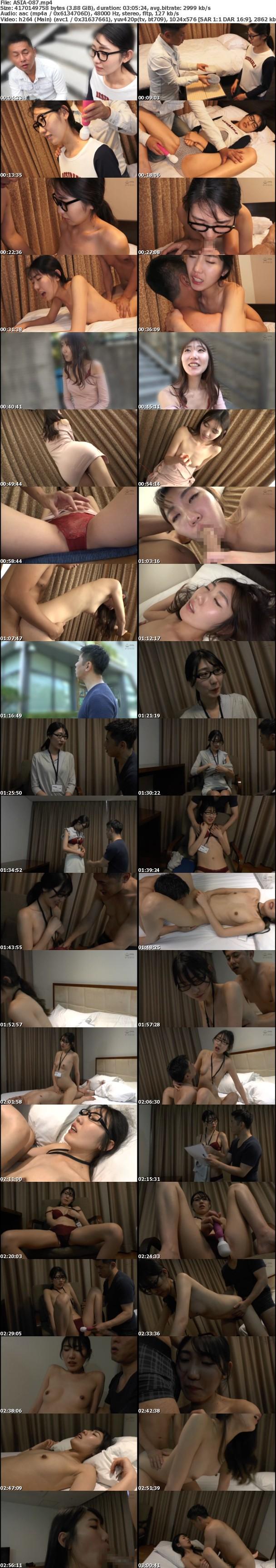 (SD) ASIA-087 ハイレベル過ぎる!韓流スレンダー美女セーヒ!圧倒的美脚を見せつけ日本男児と密着セックス!