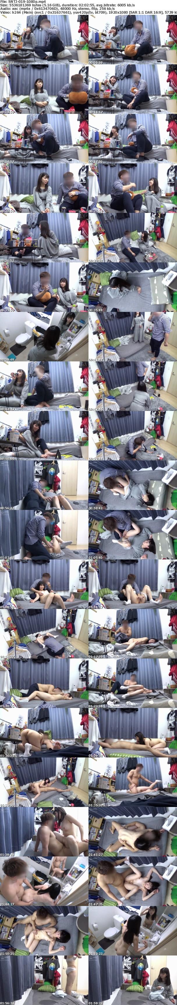 (Full HD) SNTJ-019 ナンパ連れ込みSEX隠し撮り・そのまま勝手にAV発売。する元ラグビー選手 Vol.19