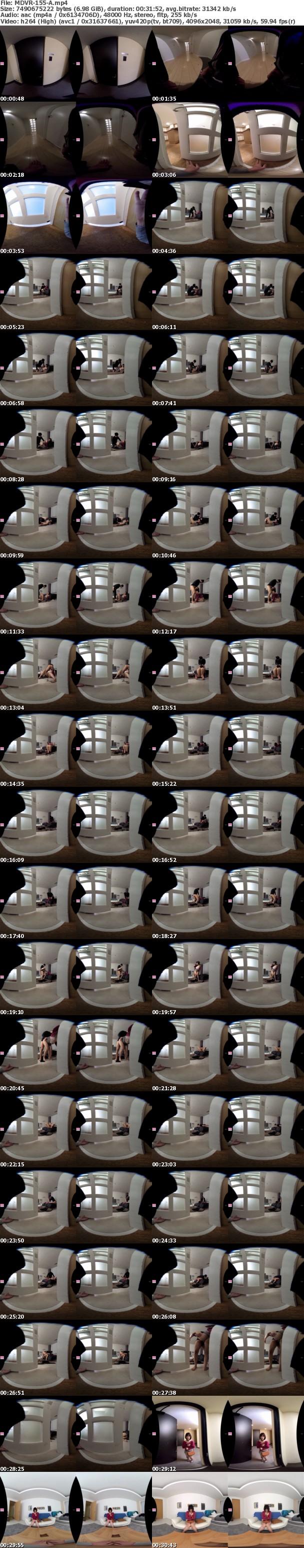 (VR) MDVR-155 「犯●れて…また犯●れる。」悲劇のダブルレ○プストーリーVR 連れ込みレ○プを客観アングルで覗いた後は、ボクの家に助けを求めてきた女を追撃レ○プ!!興奮のバーチャル追姦リアリティ!! 月乃ルナ