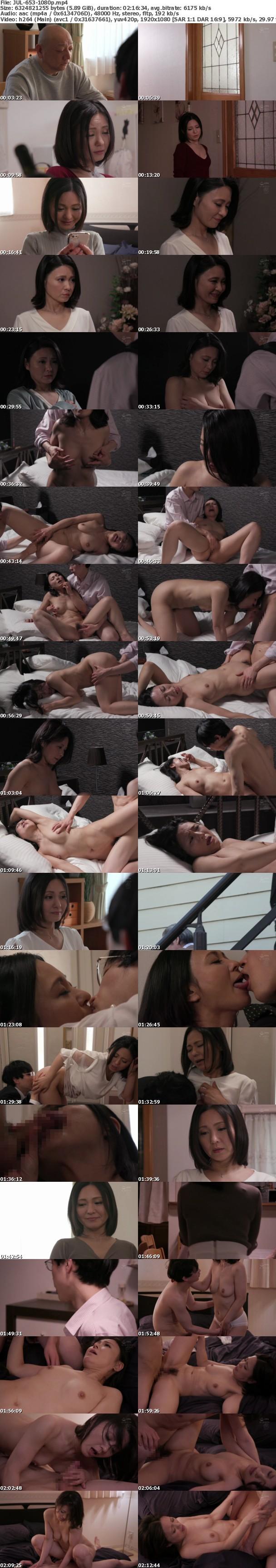 (Full HD) JUL-653 「ねぇ?あなた、本当に童貞なの?」~童貞詐欺にイカされ続けた人妻~ 綾瀬麻衣子